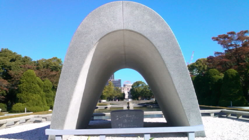 広島 平和公園_b0137932_1254064.jpg