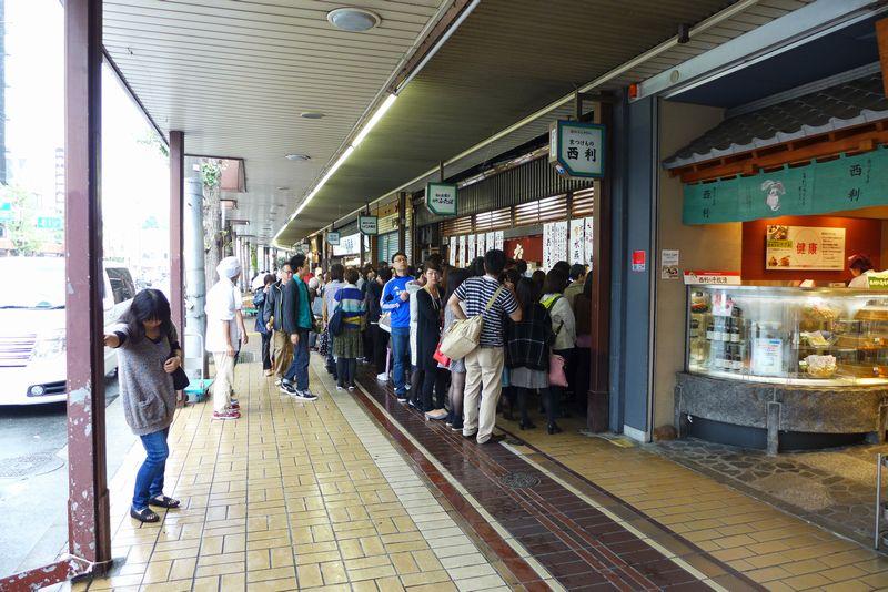 この季節は鯖やろ!「満寿形屋(ますがたや)」さん 「jolie parole」さん (京都市)_d0108737_1413452.jpg