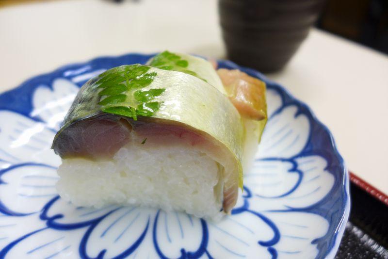 この季節は鯖やろ!「満寿形屋(ますがたや)」さん 「jolie parole」さん (京都市)_d0108737_1422640.jpg