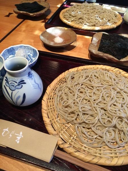 船坂と有馬でコーヒーと蕎麦_b0168840_23431986.jpg