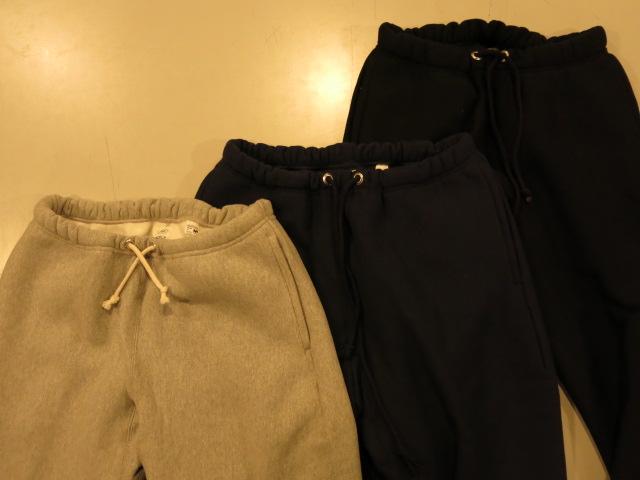 "\""ANATOMICA SWEAT PANTS\""ってこんなこと。_c0140560_9174036.jpg"