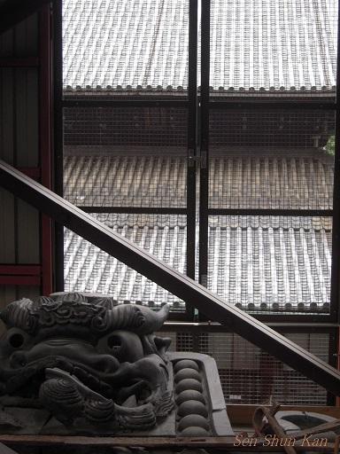 文化財建造物の保存修理 知恩院御影堂 2014年_a0164068_10104160.jpg