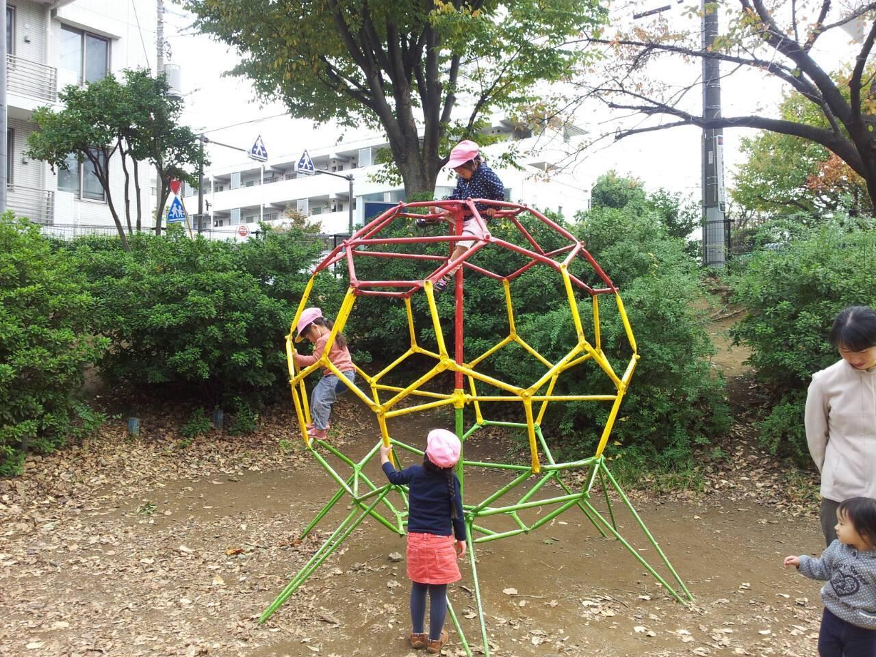 公園&朝の時間♪(宮前平教室)_a0318871_19562769.jpg