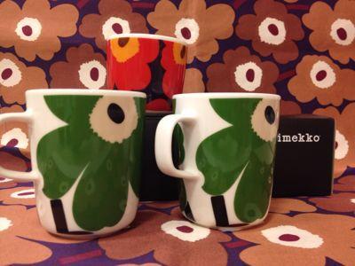 marimekkoのカップ入荷☆_e0112378_11102899.jpg