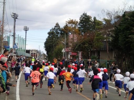 第26回あだたら健康マラソン大会/先導_a0279883_00083331.jpg