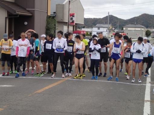第26回あだたら健康マラソン大会/先導_a0279883_00513218.jpg