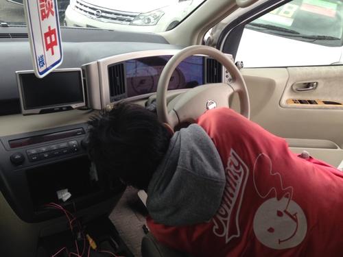 11月6日(木)トミーアウトレット☆B社様フィット納車♪軽自動車・自社ローン_b0127002_1910416.jpg