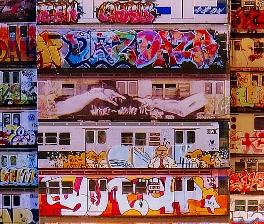 NYの文化活動支援NPOが運営する小さなギャラリー、City Lore_b0007805_04217.jpg