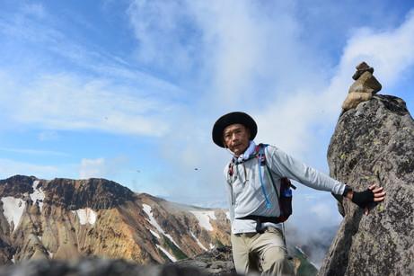 """2014年7月 大雪黒岳、北鎮岳、愛別岳、北海岳 July 2014 \""""Flowers in Taisetsu Mountains\""""_c0219616_18433982.jpg"""