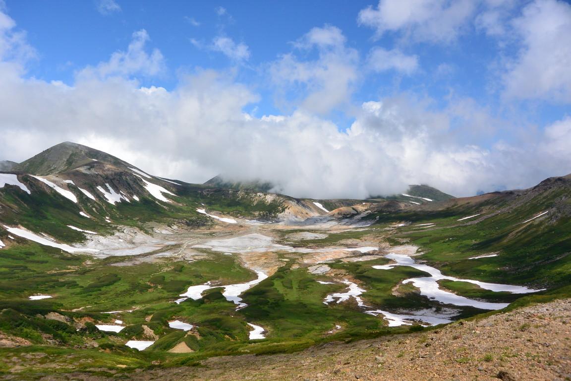 """2014年7月 大雪黒岳、北鎮岳、愛別岳、北海岳 July 2014 \""""Flowers in Taisetsu Mountains\""""_c0219616_184831100.jpg"""