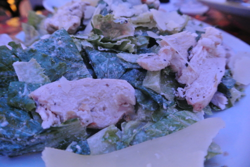 2014.09 LAS&SFO ⑫ Treviで夕食@フォーラムショップス_e0219520_17111534.jpg