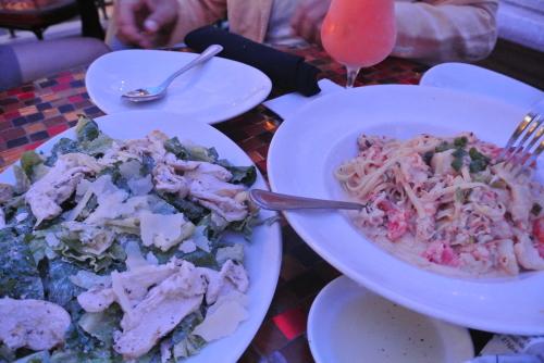 2014.09 LAS&SFO ⑫ Treviで夕食@フォーラムショップス_e0219520_17112590.jpg