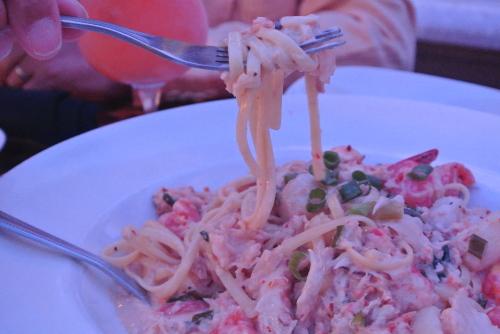 2014.09 LAS&SFO ⑫ Treviで夕食@フォーラムショップス_e0219520_17113220.jpg