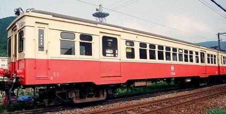 北陸鉄道石川線 クハ1720形 : 資...