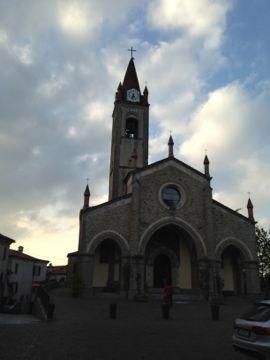 北イタリア キュイエール秋の実りの旅 ⑤_e0134337_7171229.jpg