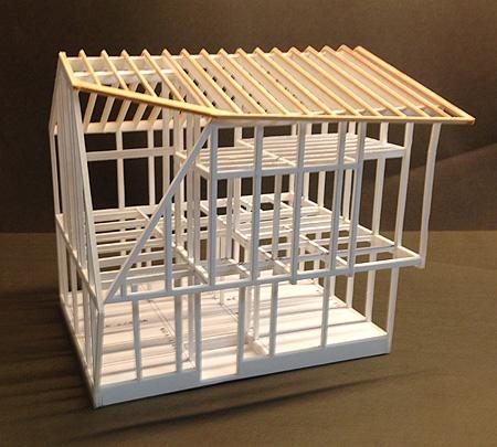 下高井戸M邸 構造模型_d0017039_17135197.jpg