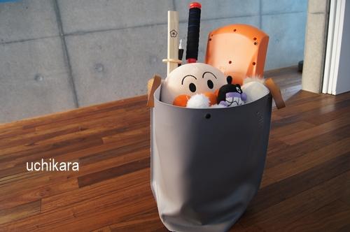 sarasa design storeのランドリーバッグ_a0129661_10394687.jpg