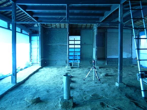 岩成の家 解体完了_f0341886_924445.jpg