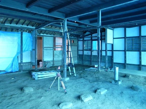岩成の家 解体完了_f0341886_9332258.jpg