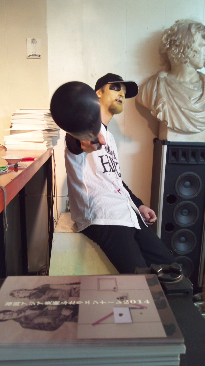 「福岡アジア美術ふたりエンナーレ2014」総括&Halloween大パーティ報告_f0190988_22514282.jpg