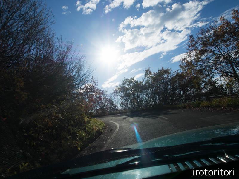 ドライブ  (ノスリ)  2014/11/05_d0146592_23352923.jpg