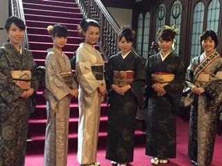 2014清泉女子大学キャンパスコレクション御報告/前村_c0315907_08272044.jpg