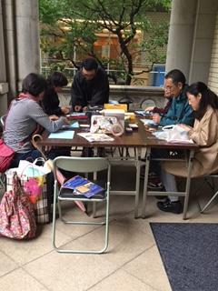 2014清泉女子大学キャンパスコレクション御報告/前村_c0315907_08280026.jpg