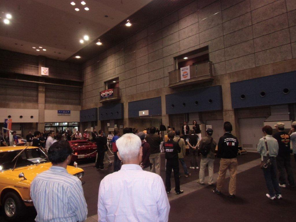 Gulfノスタルジックカーフェスティバル in 岡山 2014 出展報告_d0079522_10392862.jpg