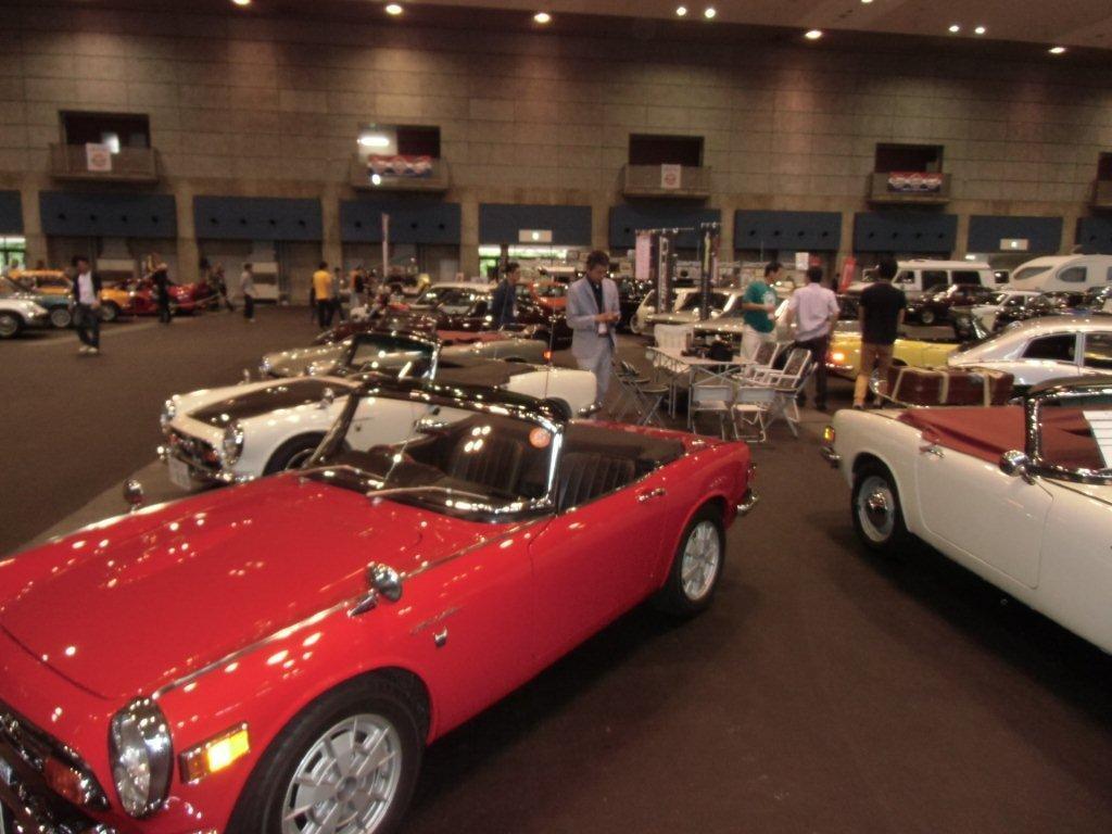 Gulfノスタルジックカーフェスティバル in 岡山 2014 出展報告_d0079522_10411290.jpg