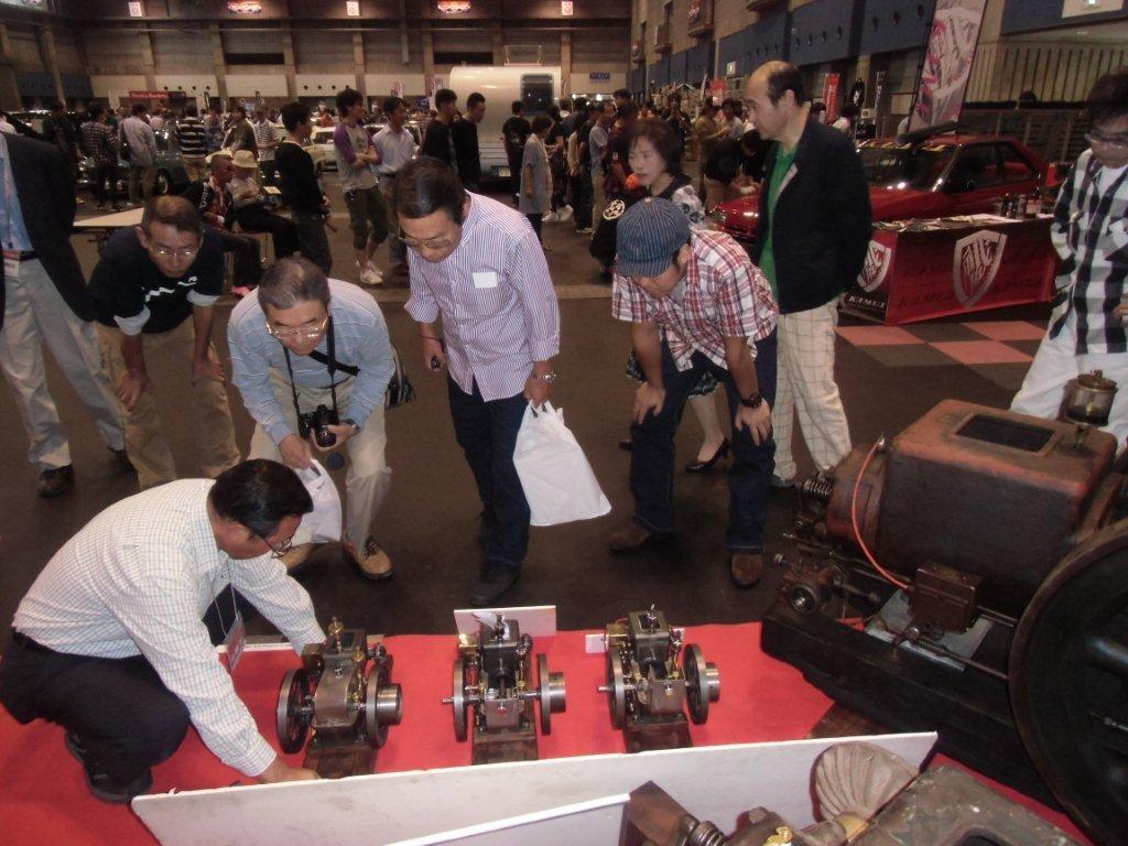 Gulfノスタルジックカーフェスティバル in 岡山 2014 出展報告_d0079522_10471230.jpg