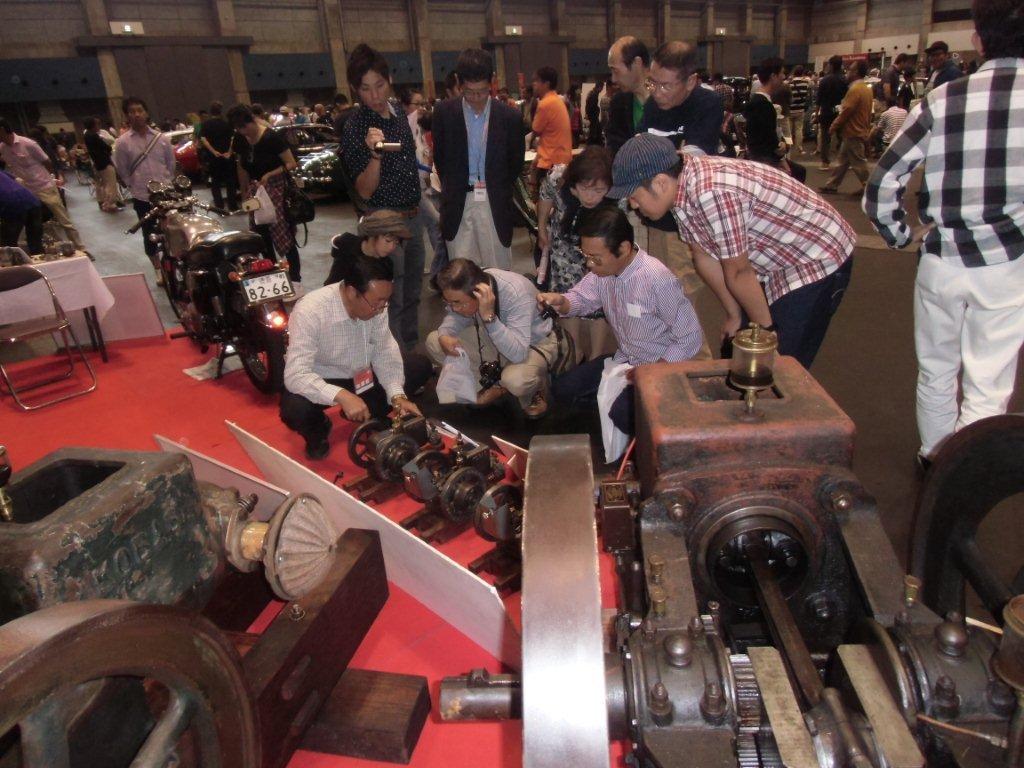 Gulfノスタルジックカーフェスティバル in 岡山 2014 出展報告_d0079522_10472110.jpg