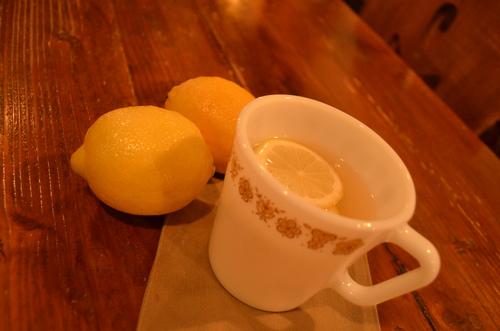 ほっとレモン~♪_b0207642_18325674.jpg