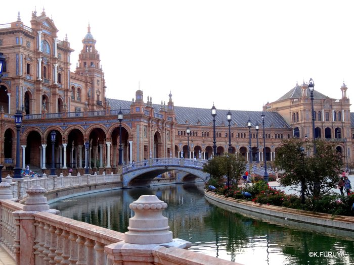 スペイン旅行記 14 セビーリャ (Sevilla)_a0092659_1956227.jpg