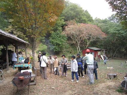 貝塚・浜手地区公民館・シルバーライフ林間学校    by   (ナベサダ)_f0053885_415102.jpg