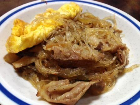 週末の朝ごはんとトヨコの岩盤浴ファッソン_b0292900_10463529.jpeg