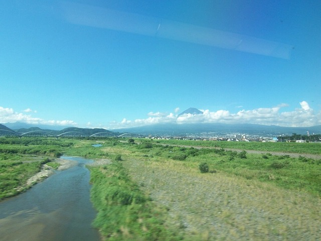 【静岡】夏の富士_c0348200_16152453.jpg