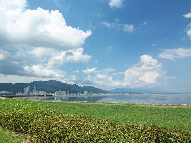 【滋賀】日本一大きな湖_c0348200_16152474.jpg