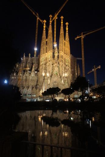 【バルセロナ】サグラダ・ファミリア_c0348200_16153972.jpg
