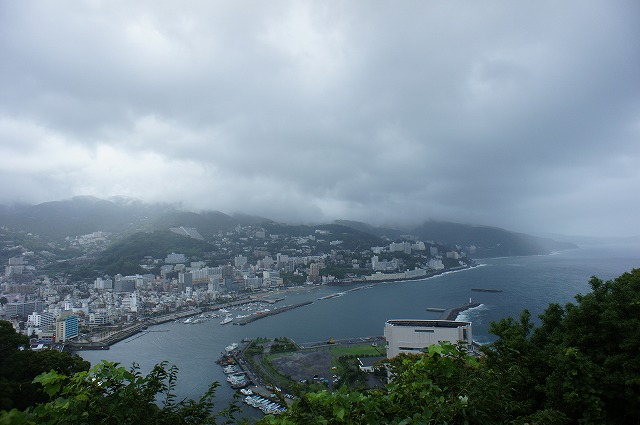 【静岡】熱海港_c0348200_16155987.jpg