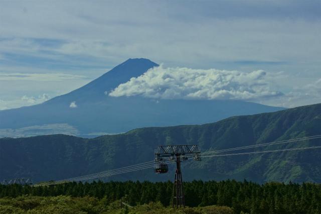 【神奈川】箱根から富士_c0348200_16162221.jpg