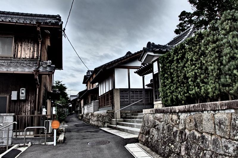 【滋賀】大萱の町並み_c0348200_16164004.jpg