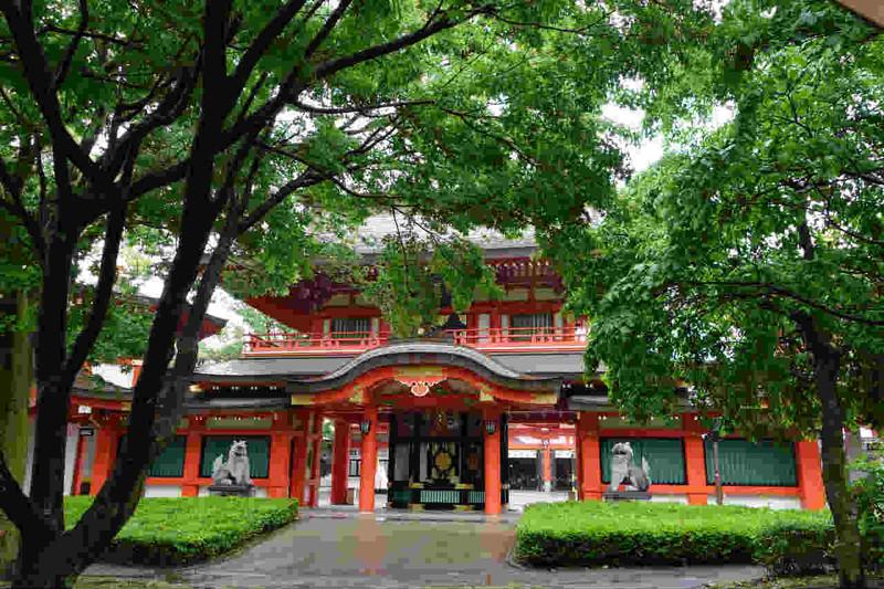 【千葉】千葉神社_c0348200_16165299.jpg