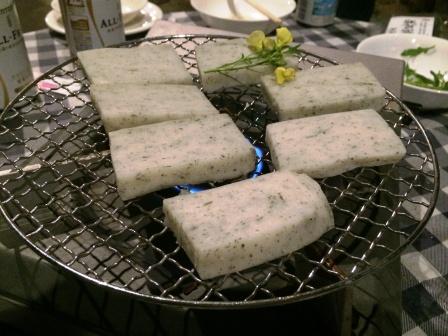 第22回ゆるトーーク~竹鶏シャモ&セルバチコ鍋_d0072903_11421240.jpg