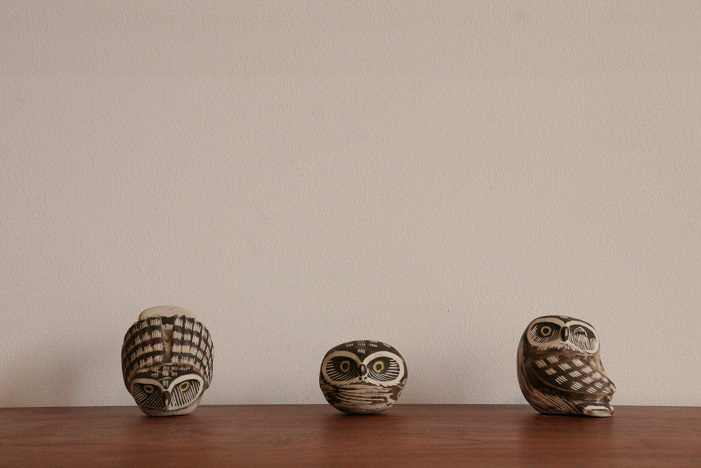 『Owl Objet』_c0211307_1548641.jpg