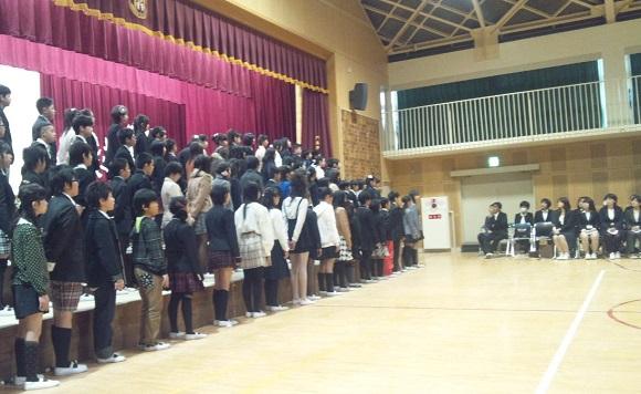 門真みらい小学校 第2回卒業式 :...