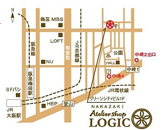 イベント* 「Petit Lu*Lu 3days shop」at 中崎町LOGIC_e0073946_11145967.jpg