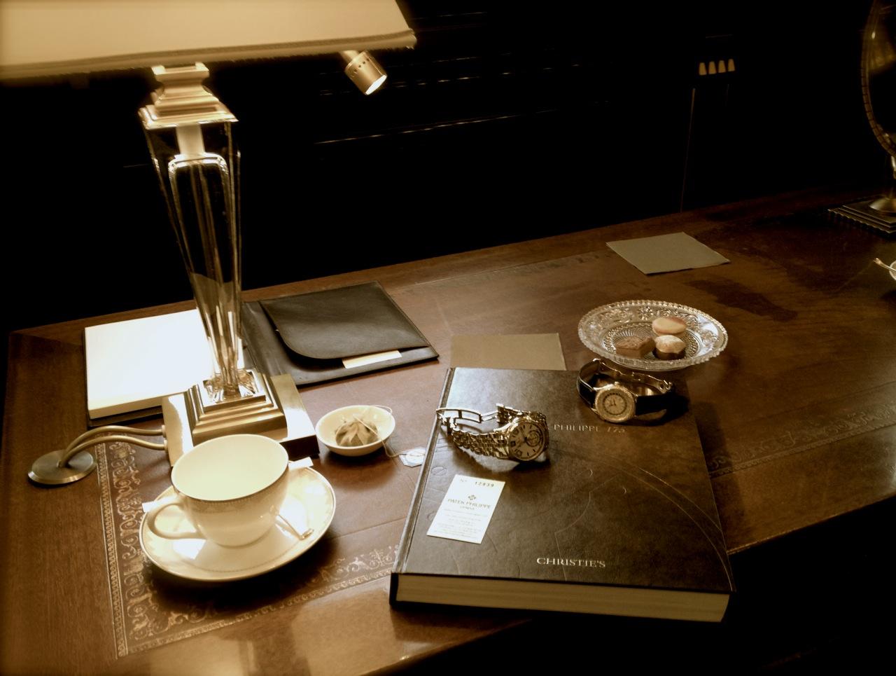至福の午後の tea time♪_f0057849_23591027.jpg