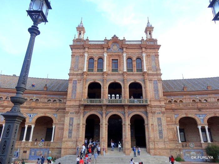 スペイン旅行記 14 セビーリャ (Sevilla)_a0092659_0131850.jpg
