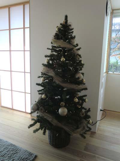 リビングをクリスマス仕様に_c0293787_17295232.jpg