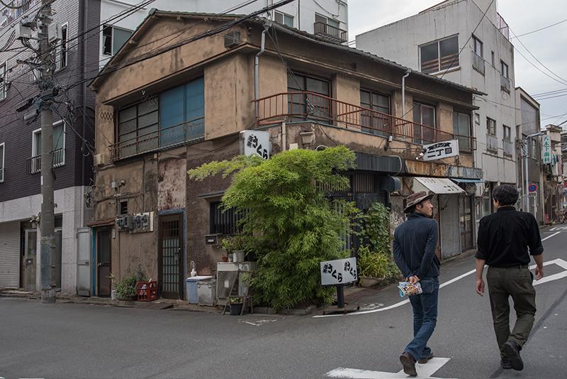記憶の残像-683 東京都台東区 懐かしい家並みがぽつりぽつり_f0215695_11575624.jpg